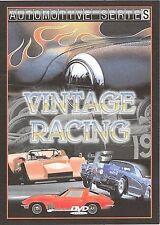 Automotive Series - Vintage Racing (DVD, 2001)