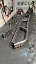 "70"" MAXX Protection Rock Sliders Tacoma, Toyota p/u, 4runner weld yourself kit"