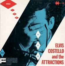 ELVIS COSTELLO and the ATTRACTIONS I'M YOUR TOY ep ps UK power pop oop L@@K