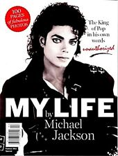 Michael Jackson Magazine Mini Fashion Tribute 2009 Rare MJ Thriller King of Pop