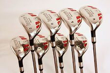 Left Handed Petite Senior Lady All Hybrids 3-9 + PW Ladies Womens Graphite Set