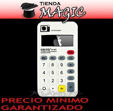 Funda carcasa silicona CALCULADORA compatible iPhone 4 BLANCA retro