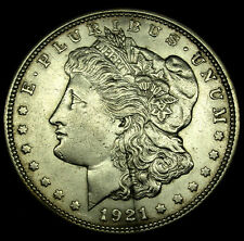1921 D UNITED STATES SILVER Morgan Dollar SCARCE COIN IN AMAZING SHAPE!