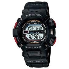 Genuine Casio G-Shock Mudman G-9000 watch band and bezel case cover set black