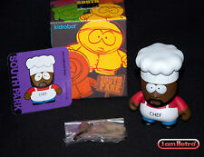 """Chef - South Park Series - Kidrobot - 3"""" Figure Brand New Mint in Box"""