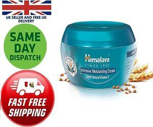 Himalaya Intensive Moisturising Cream 150ml Dry Skin Almond Oil  Vitamin E Shiny