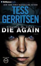 Rizzoli and Isles: Die Again 11 by Tess Gerritsen (2015, CD, Abridged)