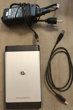 HP Personal Media Drive hd3000s 300gb With Power Supply Amazing Condition!