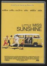 DVD LITTLE MISS SUNSHINE FILM NEUF SANS BLISTER ROAD MOVIE DECALE  DEAUVILLE FES