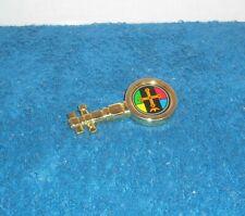 Vintage 1984 Panosh Place Voltron Castle Of Lions Playset Part Gold Chrome Key