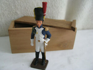 toy soldier- Grenadiers a Cheval Officer- French Army