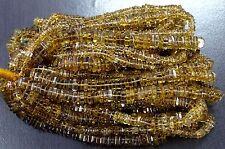 Full 8 Inch x 5 Strand Fine Quality BEAR QUARTZ Square HEISHI CUBE Beads 5-5.5mm