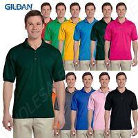 Gildan DryBlend® Herren Jersey Polo Shirt