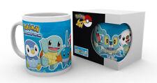 Pokemon Shiggy Water Partners 320ml Tasse