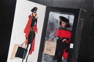 DonnaKaran New York Bloomingdale's Barbie Doll 1994