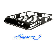 CURT 18115 Roof Mounted Cargo Basket, New !