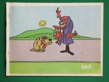 1980 DICK DASTARDLY AND MUTTLEY HANNA BARBERA MEXICAN SCHOOL NOTE BOOK NOTEBOOK