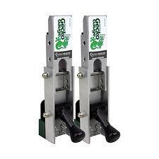 PacTool SA902A.01 Gecko Gauge 2-Piece Aluminum Fiber Cement Siding Gauges