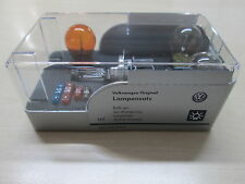 Genuine VW Volkswagen H7 Bulb Kit with fuses