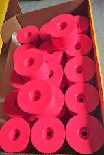 48 trozo Xray 1:8 truggy Wheels rosa flúor 359838 llantas New/Nuevo