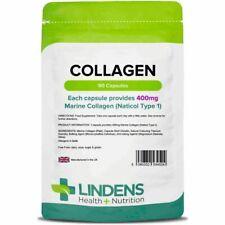 Marine Collagen (Lindens) 90 Capsules