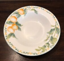 Coventry Fine Porcelain Country Fruit Soup Cereal Bowl