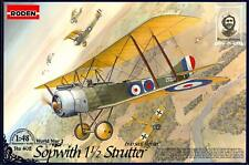 Roden Models 1/48 SOPWITH 1-1/2 STRUTTER British WWI Two-Seat Fighter