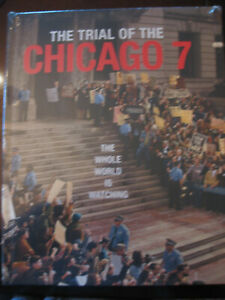 FYC The Trial of the Chicago 7 sealed hardcover picture script coffee table book