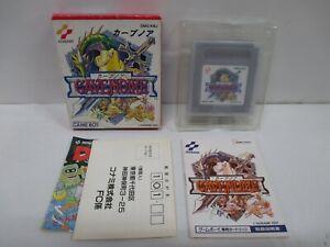 GB -- CAVENOIRE -- Box. Can data save! Game Boy, JAPAN Game Nintendo. 11833