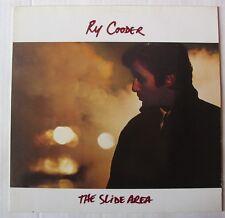 RY COODER  (LP 33T)  THE SLIDE AREA