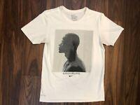 Nike Lebron James Always Believe Dri-Fit T-shirt Size Small Witness Soldier euc