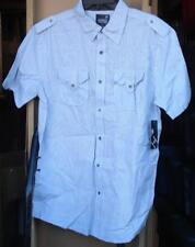 Modern Culture Men's Button Up Shirt - Large 100 % Cotton - BRAND NEW WITH TAGS