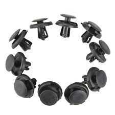 20pcs  Hole Clips Plastic Push Type Rivet Retainer Fastener Bumper Pin Car Best