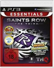 PLAYSTATION 3 Saints Row the Third tedesco come nuovo