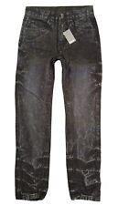 NEU BENCH MOON washed Jeans schwarz  SLIM GR 158 164 - gerader Schnitt straight