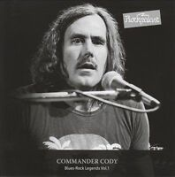 COMMANDER CODY - Blues-Rock Legends Vol.1 - CD-Issue/SEALED/Sale %%
