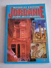 JORDANIE  . VOYAGES . TOURISME . TB ILLUSTRE . HISTOIRE . ARTS . ANTIQUITES .