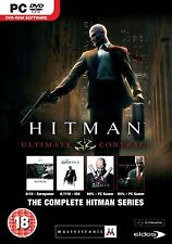 Hitman Ultimate Contract The Complete Hitman Series PC