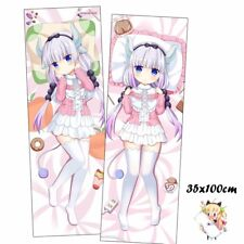 Anime DakimakuraMiss Kobayashi's Dragon Maid Kanna Kamui Pillow Cover 35x100cm