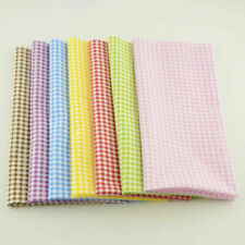 Telas y tejidos de tartán de 100% algodón
