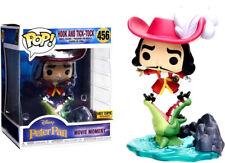 Pop! Disney Peter Pan Movie Moment #456 Hook and Tick-Tock Exclusive Vinyl