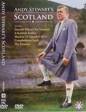 ANDY STEWART 'SCOTLAND' DVD