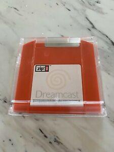 Iomega Dreamcast zip disk 100- Orange