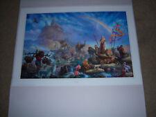 BEAUTIFUL RARE THE CELEBRATION NOAH'S ARK LIMITED EDITION TOM DUBOIS PRINT