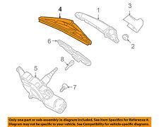 SMART OEM 08-15 Fortwo Wiper-Rear Window Blade 4518200145