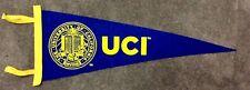Uc Irvine Anteaters Wool Felt Ncaa Pennant