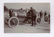 PHOTO Automobile Voiture de course Auto Renault Peugeot Citroën ? Vers 1900