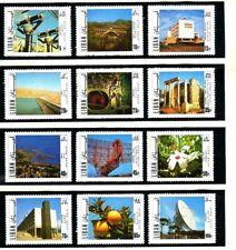Lebanon Sc C626-37 NH issue of 1971 - Views