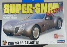 CHRYSLER LINDBERG SUPER SNAP MOPAR CONCEPT SHOW CAR ATLANTIC PROMO NOS MODEL KIT