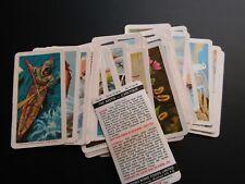 Brooke Bond Canada 1973 The Arctic Cards Card Variants (e33)